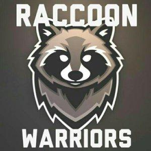 RACCOON WARRIORS logo