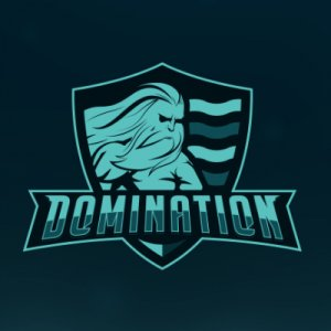 Domination Esports logo