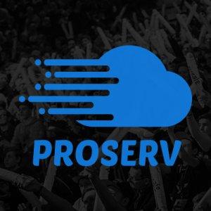 Pôle eSport - PROSERV logo