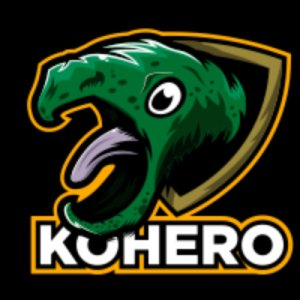 Kohero E-sport logo