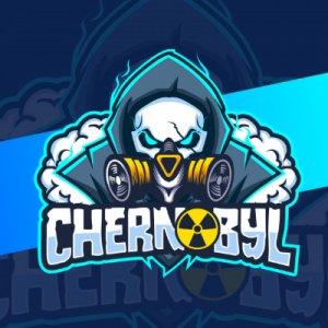 Tchernobyl E-sport logo