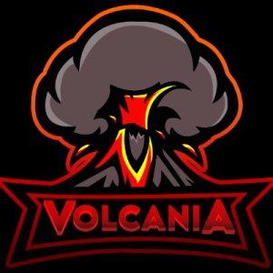 Volcania E-sport logo