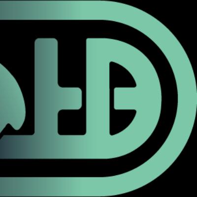Hyperspace Dark logo