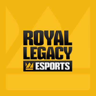Royal Legacy Esports logo