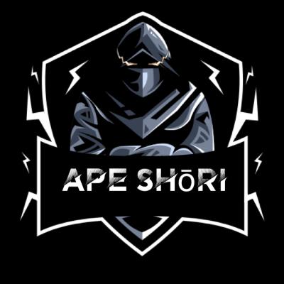 APE shōri logo